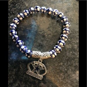 Jewelry - Dallas Cowboys Bracelet